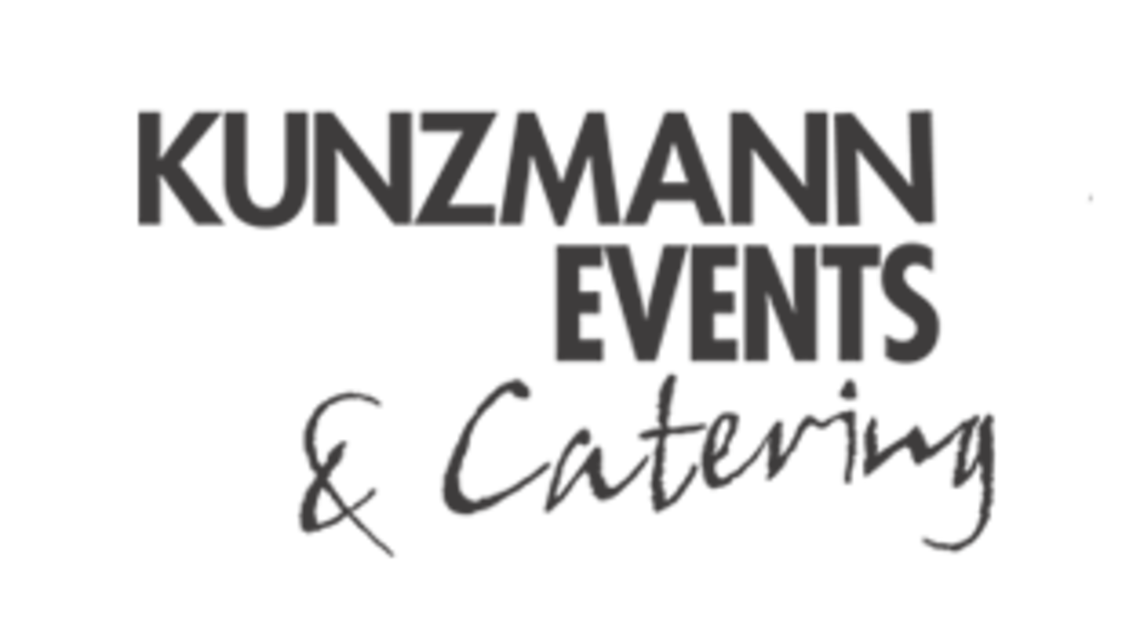 Logo Kunzmann Events & Catering